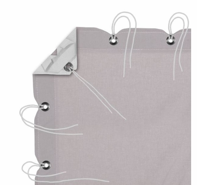 Modern Studio 12' x 20' Gray Muslin with Bag