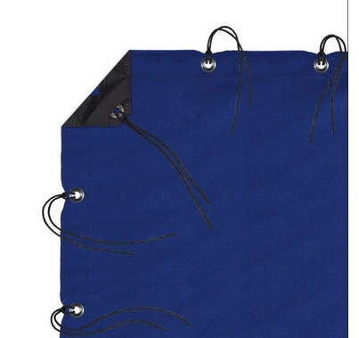 Modern Studio 12' x 20' Underwater Blue with Bag