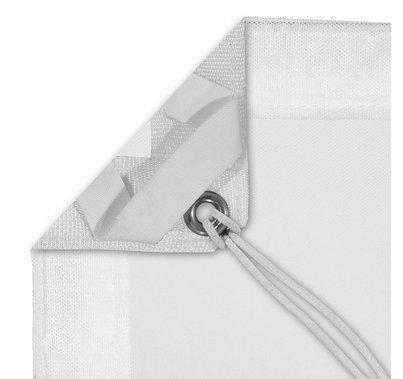 Modern Studio 12'x12' Single Scrim (White) with Bag