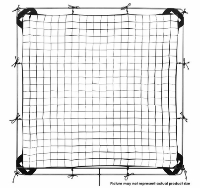 Modern Studio 20' x 20' 30° Fabric Egg Crate with Carrying Case