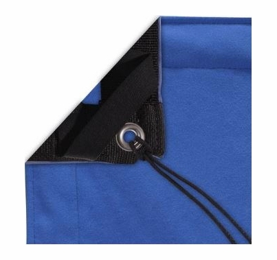 Modern Studio 20'x20' Digital Blue With Bag