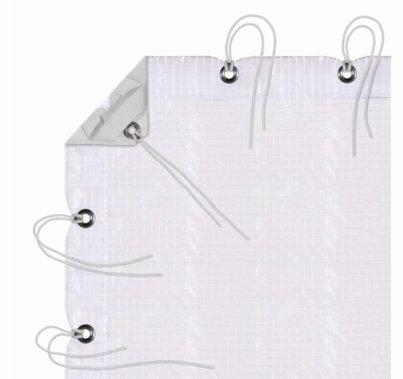 Modern Studio 6' X 6' Clear Poly Bounce (AKA: Griffolyn) With Bag