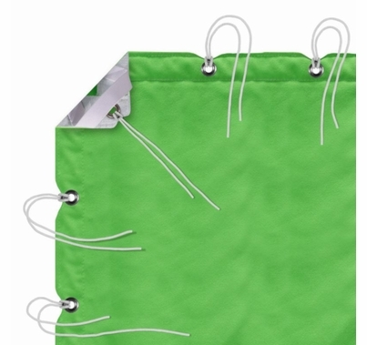 Modern Studio 6' X 6' Digital Green Screen With Bag