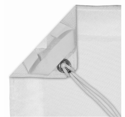 Modern Studio 6' X 6' Double Scrim (White) With Bag