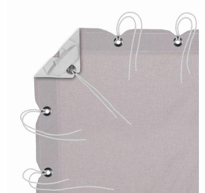 Modern Studio 6' X 6' Gray Muslin With Bag