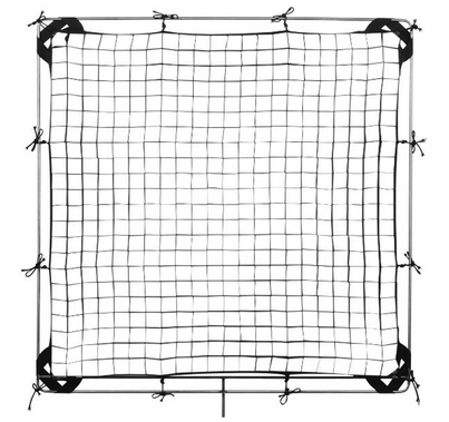 Modern Studio 8' x 8' 30° Fabric Egg Crate with Carrying Case