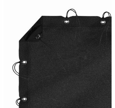 Modern Studio 8' X 8' Underwater Black With Bag