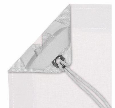 Modern Studio 8'x8' White Blackout with Bag