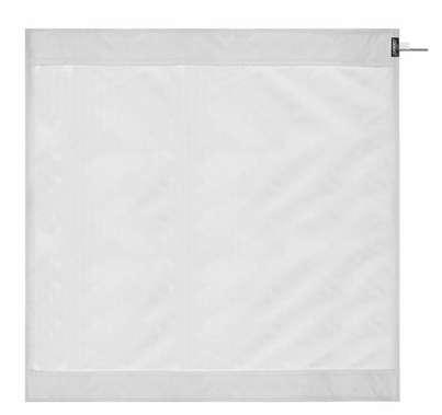 Modern Studio 8ft Wag Flag Quarter Silent Grid Fabric | NO Frame