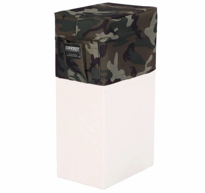 Modern Studio Apple Box Seat Cover w/ Pocket