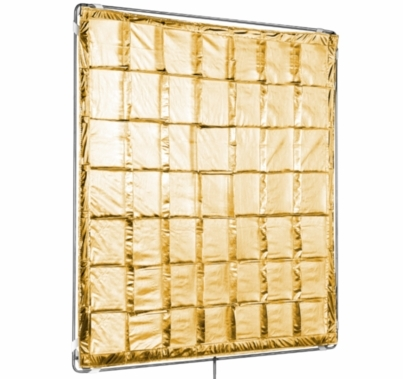 Modern Studio Gold Reflector Slip-On Shiny Board