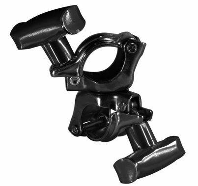 Modern Studio Swivel Cheeseboro Clamp Black Zinc