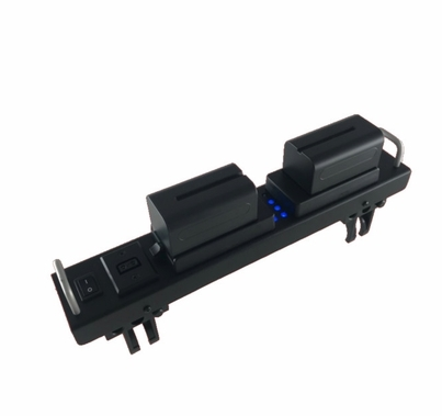 Quasar BQ Battery Mount for Rainbow LED Sony NPF