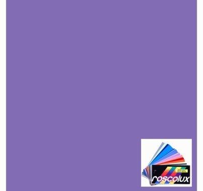 """Rosco 356 Middle Lavender Lighting Gel Sheet 20""""x24"""""""