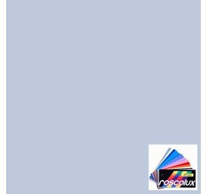"Rosco 373 Theater Booster 3  Blue Lighting Gel Sheet 20""x24"""