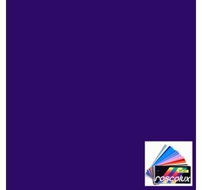 "Rosco 377 Iris Purple Lighting Gel Sheet 20""x24"""