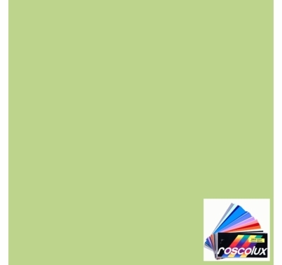 "Rosco 388 Gaslight Green Lighting Gel Sheet 20""x24"""