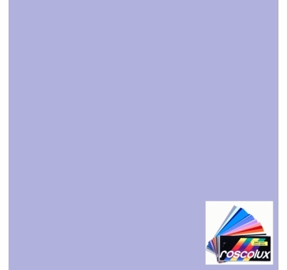 "Rosco 4215 Calcolor 15 Blue Lighting Gel Sheet 20""x24"""