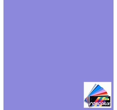 "Rosco 4230 Calcolor 30 Blue Lighting Gel Sheet 20""x24"""