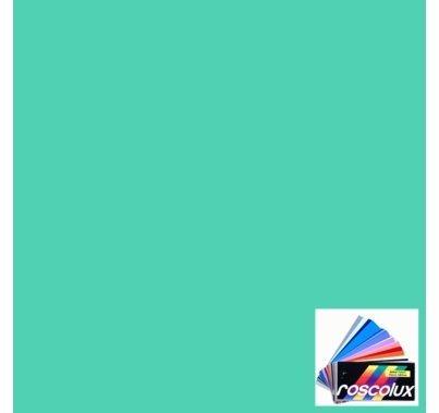 """Rosco 4360 Calcolor 60 Cyan Lighting Gel Sheet 20""""x24"""""""