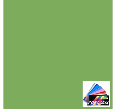 "Rosco 4430 Calcolor 30 Green Lighting Gel Sheet 20""x24"""
