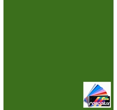 "Rosco 4490 Calcolor 90 Green Lighting Gel Sheet 20""x24"""