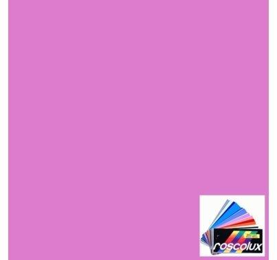"Rosco 4730 Calcolor 30 Magenta Lighting Gel Filter Sheet 20""x24"""