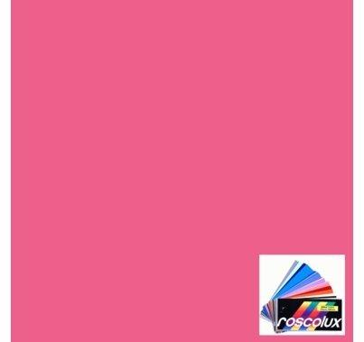 "Rosco 4860 CalColor 60 Pink Lighting Gel Filter Sheet 20""x24"""