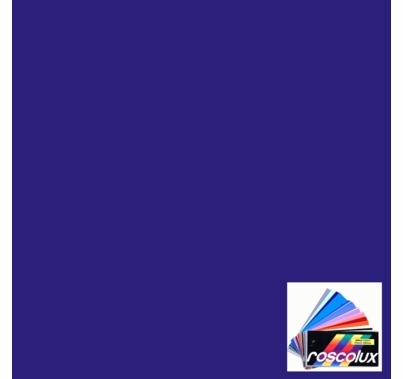 "Rosco 82 Surprise Blue Lighting Gel Sheet 20""x24"""