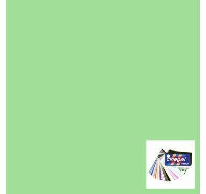 Rosco Cinegel 3315 Tough 1/2 Plus Green Gel Filter Sheet