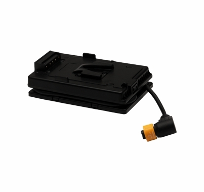 Rosco DMG Lumiere AB Gold Battery Mount for SL1 and Mini