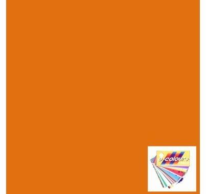 Rosco E Color 204 Full CTO Lightng Gel Filter Sheet 10 x 12 Inch