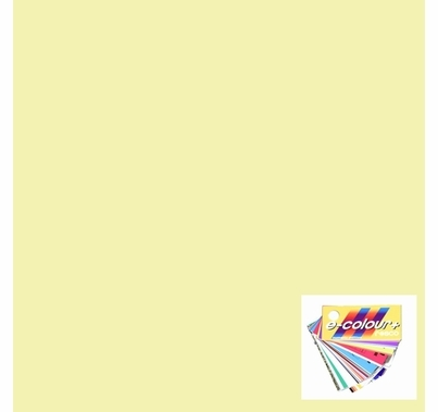 Rosco E Colour 007 Pale Yellow Lighting Gel Filter Sheet