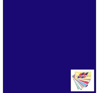 Rosco E Colour 071 Tokyo Blue Lighting Gel Sheet 21 x 24 Inch