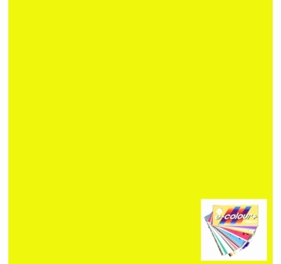 Rosco E Colour 101 Yellow Sheet