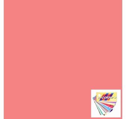 """Rosco E Colour 107 Light Rose Lighting Gel Sheet 21""""x24"""""""