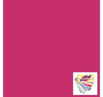 "Rosco E Colour 128 Bright Pink Lighting Gel Sheet 21""x24"""