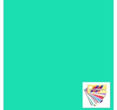 Rosco E Colour 131 Marine Blue Gel Filter Sheet