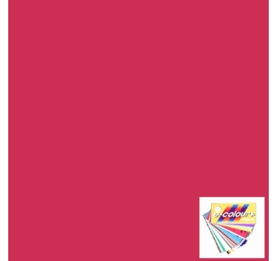 "Rosco E Colour 148 Bright Rose Lighting Gel Sheet 21""x24"""