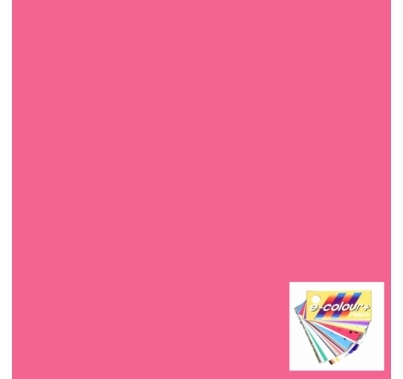 "Rosco E Colour 157 Pink Lighting Gel Sheet 21""x24"""