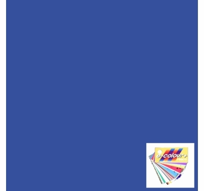 "Rosco E Colour 161 Slate Blue Lighting Gel Sheet 21""x24"""