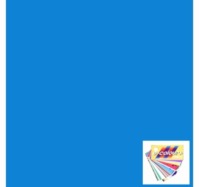 Rosco E Colour 165 Daylight Blue Gel Filter Sheet