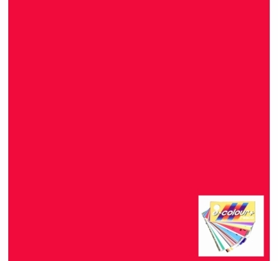 Rosco E Colour 166 Pale Red Sheet