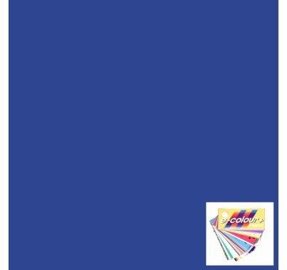 """Rosco E Colour 174 Dark Steel Blue Lighting Gel Sheet 21""""x24"""""""