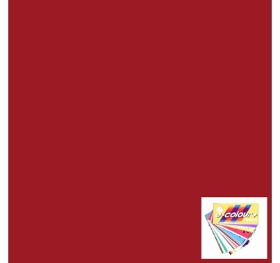 "Rosco E Colour 182 Light Red Lighting Gel Sheet 21""x24"""