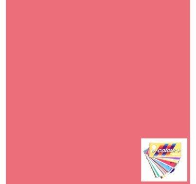 """Rosco E Colour 193 Rosy Amber Lighting Gel Sheet 21""""x24"""""""