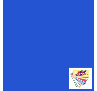 Rosco E Colour 201 Full CTB Blue 4'x4' Gel Sheet