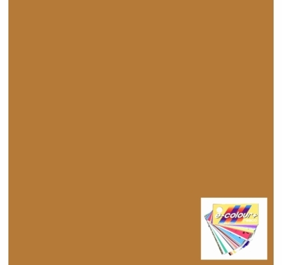 "Rosco E Colour 550 Gold Medal Lighting Gel Sheet 21""x24"""