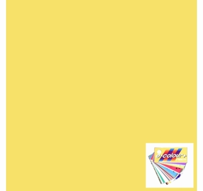 "Rosco E Colour 765 Sunlight Yellow Lighting Gel Sheet 21""x24"""