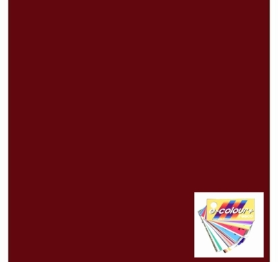 "Rosco E Colour 789 Blood Red Lighting Gel Sheet 21""x24"""